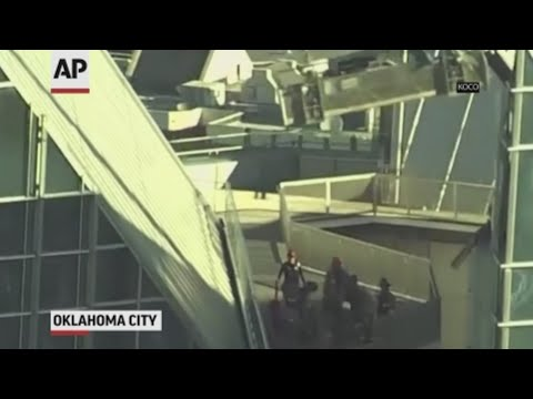 Paul - Hang On Tight! High-Rise Scaffold Rescue In Oklahoma City