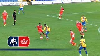Mansfield 0-0 Oldham - Emirates FA Cup 2015/16 (R1) | Goals & Highlights
