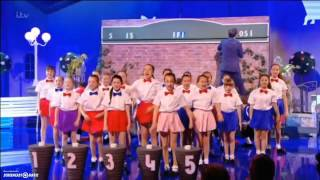 Spirit Young Performers On ITV