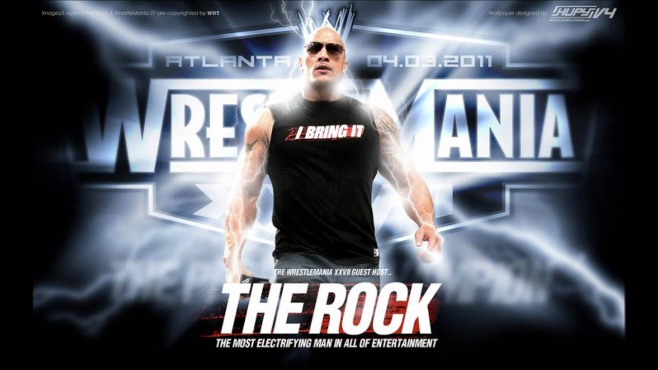 WWF The Rock (Remix) Swishahouse (2000)