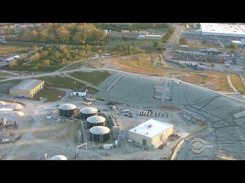 Underground fire burning near nuclear waste in Missouri