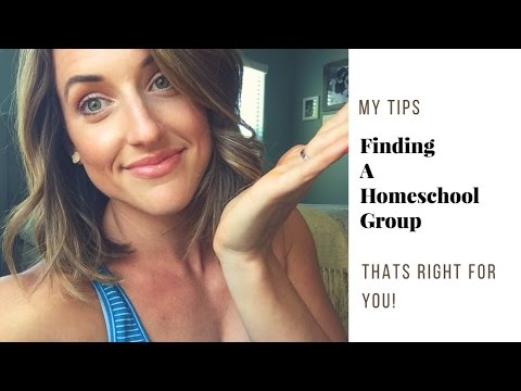 HOMESCHOOL GROUPS & CO-OPS| HOW TO FIND THE RIGHT ONE