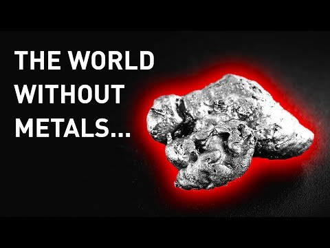 What Would Life Be Like Without Metals?