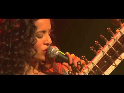 Anoushka Shankar - Piece 2 Darbari Kannad | Live Coutances France 2014 Rare Footage HD
