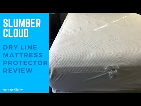 Slumber Cloud Dry Line Mattress Protector Review