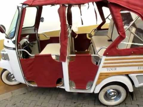 piaggio ape calessino youtube. Black Bedroom Furniture Sets. Home Design Ideas