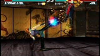 Tekken 3 (Arcade Version) - Hwoarang