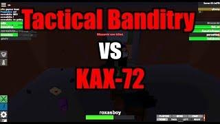 TB vs KAX-72 ARL comp Match   Apocalipse ROBLOX Rising