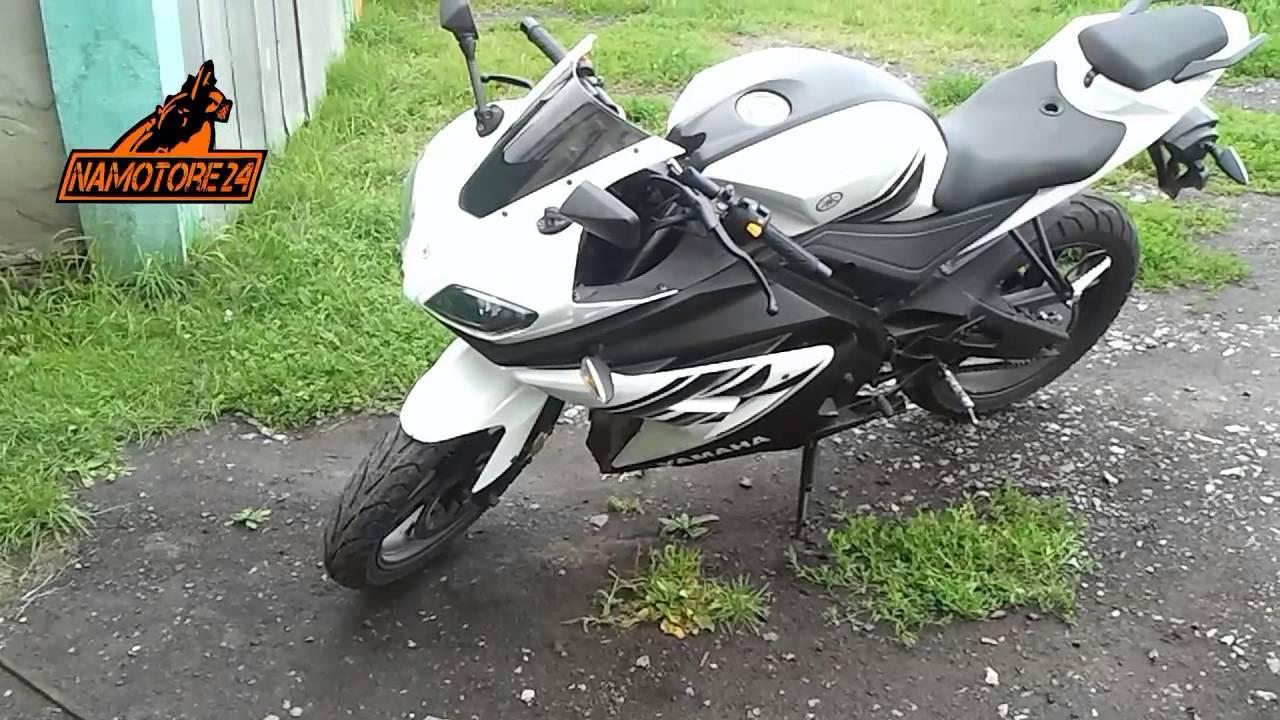 Yamaha с Первого Взгляда 250. Мотоцикл. О Клиенте Yfz-r | малокубатурные мотоциклы