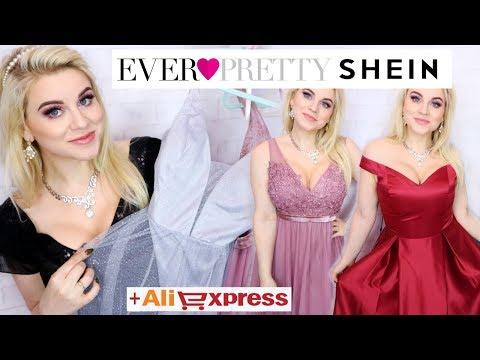 mierzymy-sukienki-na-studiówkę,-ciuchy-i-bieliznę---black-friday-ever-pretty,-shein,-ppz-*-candymona