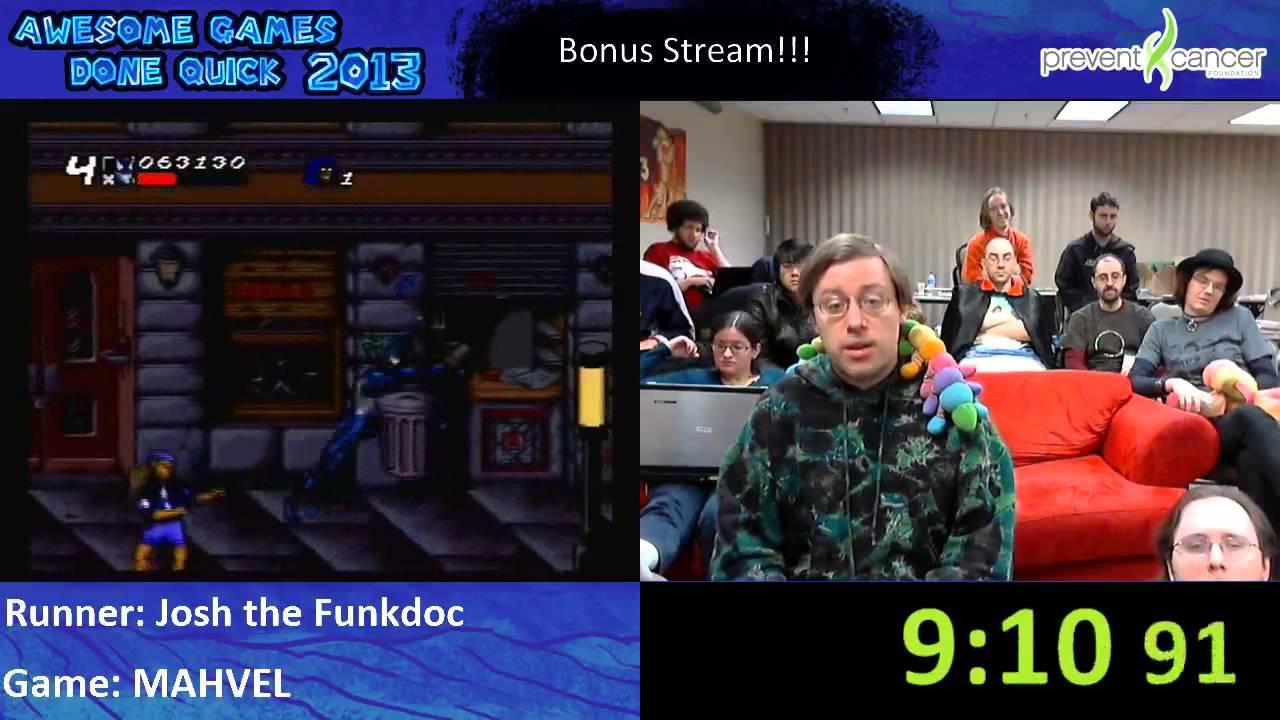 Awesome Games Done Quick 2013 Bonus Stream Part 55
