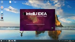 установка Intellij Idea 2019 и java на Windows 10