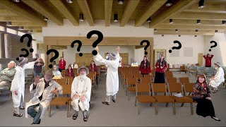 The United Church of Santa Fe 6-13-2021 Youth Ministry: Mary Magdalene and the Story of Pentecost