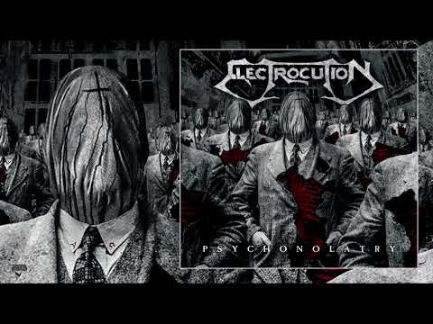 "Electrocution (Italy) - ""Psychonolatry"" 2019 Full Album Mp3"