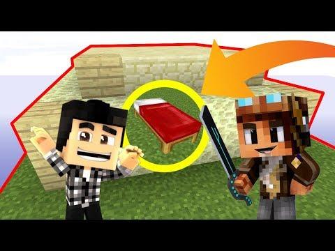 UNE BASE SUPER SÉCURISÉE PAR DES BÉBÉ LA REVANCHE ! | Minecraft Bed Wars