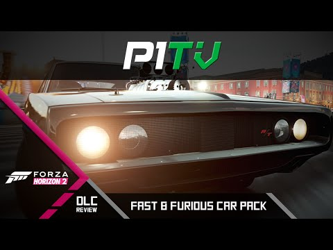 Forza Horizon 2 - Furious Car Pack - DLC Review 1/2 [Xbox One]