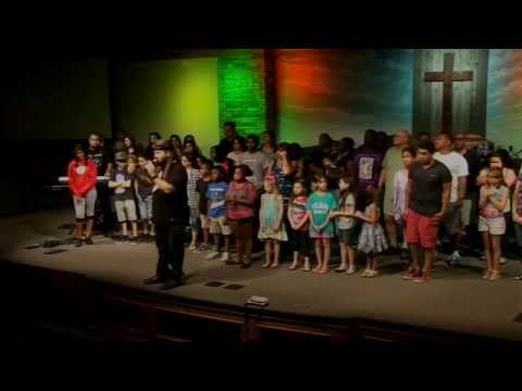 CHIRSTAFARI Concert - Calvary Chapel Lone Mountain -  08/02/2015 6pm