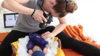 Nádudvari Petra Újszülött fotózás werk video