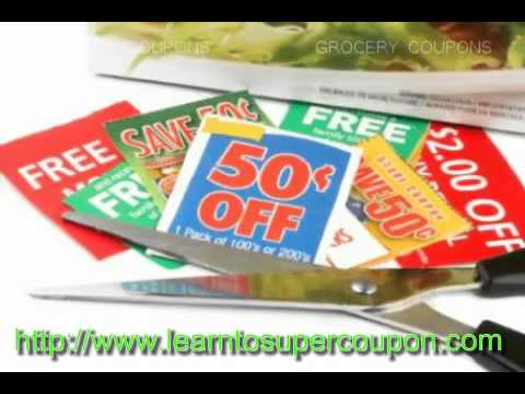 Why Not Take Advantage Of Online Grocery Coupons  ?