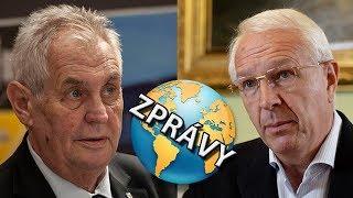 Jiří Drahoš versus Miloš Zeman ➠ Předvolební Zpravodajství Cynické svině