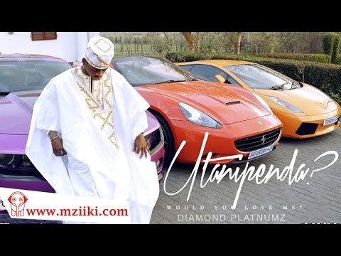 0 - Diamond Platnumz - Utanipenda (Official Video + English Lyrics)