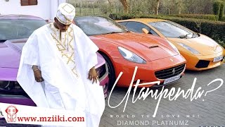 Diamond Platnumz - Utanipenda (Lyric with English Translation Video)(Buy it from iTunes: https://geo.itunes.apple.com/in/album/utanipenda-single/id1072360120 The word UTANIPENDA means WOULD YOU LOVE ME.... This is an ..., 2015-12-11T21:41:25.000Z)
