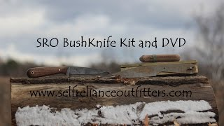 Knife Kit and DVD Intro