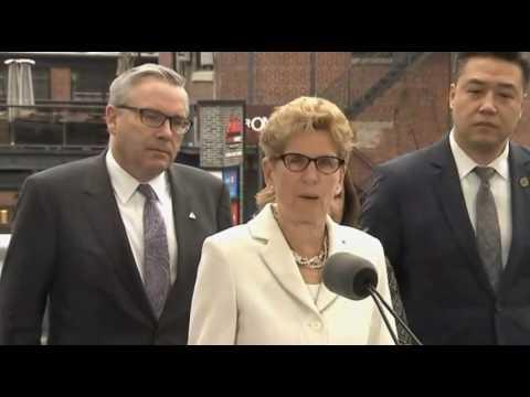 Pt 1 Kathleen Wynne Ontario Fair Housing Plan (Apr 20 2017)