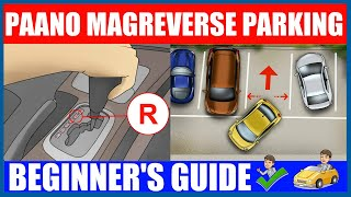 Cover images Paano MagReverse Parking | MagPark ng Paatras (Beginner's Guide)