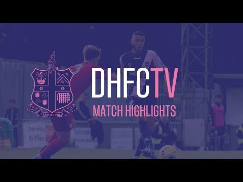 Dulwich Hamlet v Balham, London Senior Cup Semi Final, 04/04/18 | Match Highlights