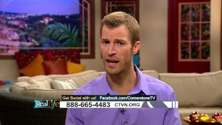 Balancing Hormones Naturally with Dr. Josh Axe | Real Life Living Well