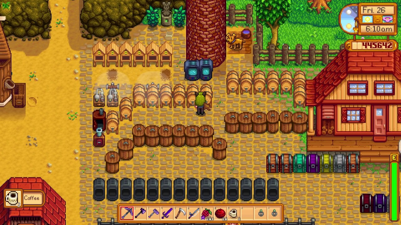 How To Make Coffee Stardew Valley