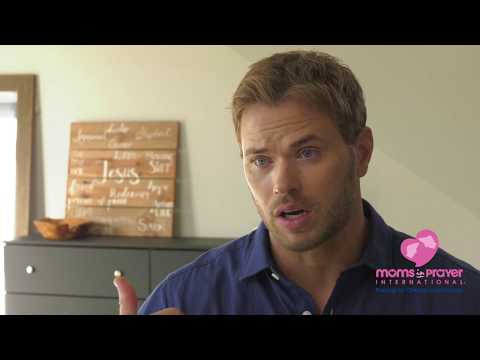 Kellan Lutz - Moms in Prayer Son