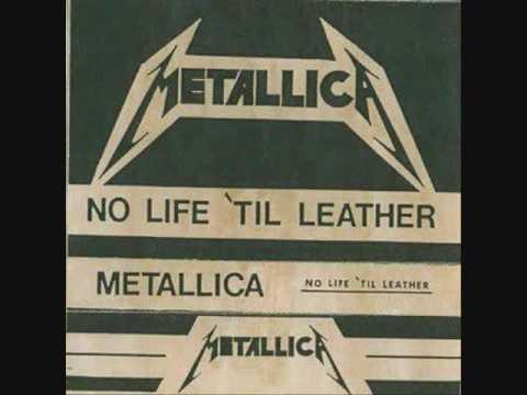 Metallica - The Mechanix (No Life 'Til Leather Demo)