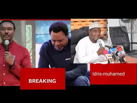 Download TB Joshua has a spirit working with his picture – Pastor Chris Okotie [VIDEO] Idris-muhamed