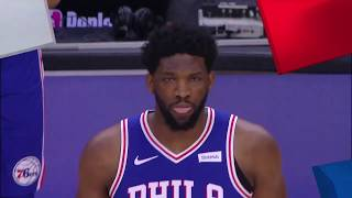 Brooklyn Nets vs Philadelphia 76ers | April 15, 2019