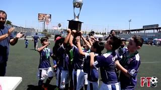 Rayados Tijuana  VS Amateur Guadalajara - Final Liga Menor Tijuana Cat.08 2017