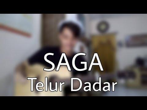 Saga - Telur Dadar Fingerstyle Guitar (Cover) Bagas HP