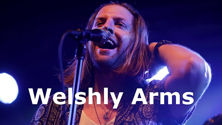 welshly arms  legendary and more complete concert  wdr2tour aachen 1492019