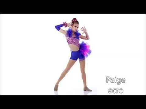 Dance Moms costumes ideas