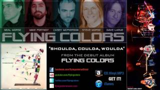 "Flying Colors: ""Shoulda Coulda Woulda"" (Official HD Lyrics Video)"