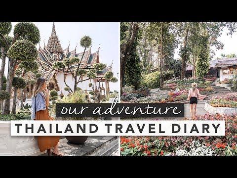 Thailand Travel Diary | by Erin Elizabeth