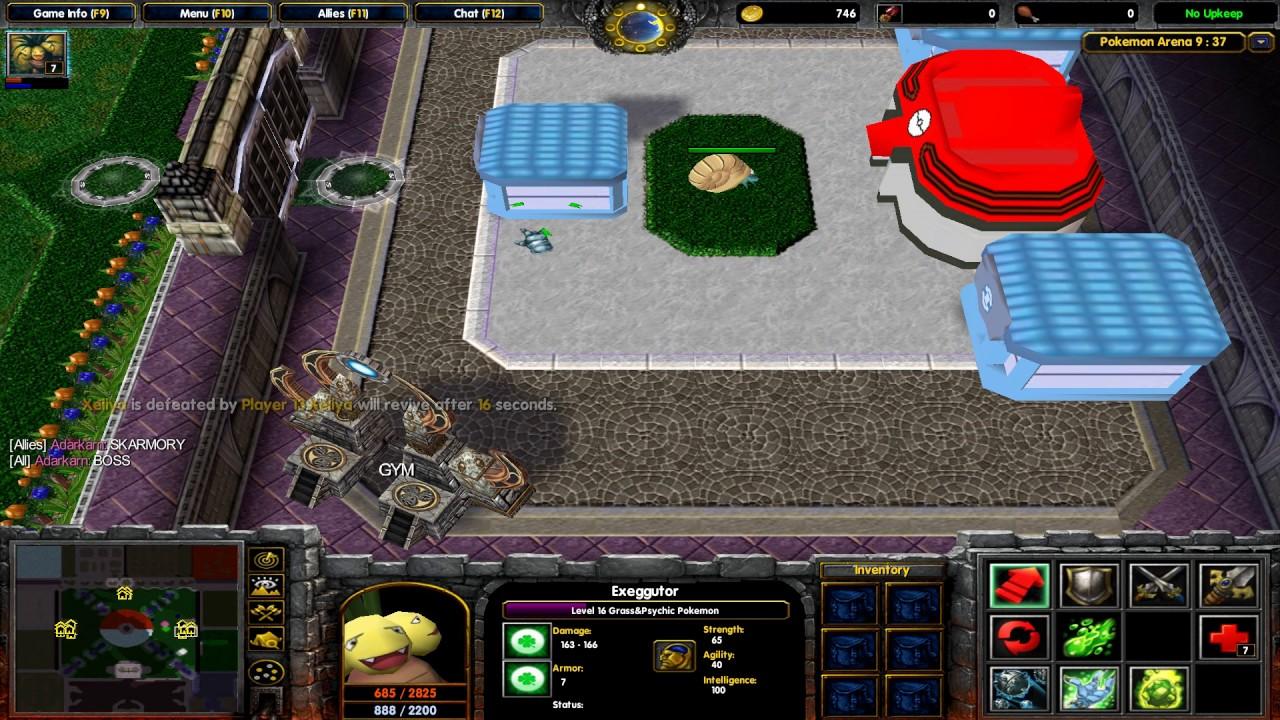 Warcraft 3 tft pokemon arena 1 youtube warcraft 3 tft pokemon arena 1 gumiabroncs Images
