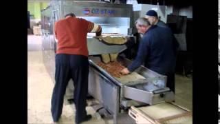 Nut Roasting Machine Ozstar