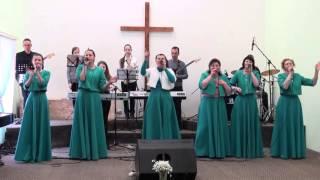 Красноперекопск Церковь Любовь Христа 6 03 2016 второе Воскресное собрание !
