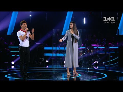 Vitretskyy vs. Herasymenko 'Take Me To Church' – The battles – The Voice of Ukraine – season 8