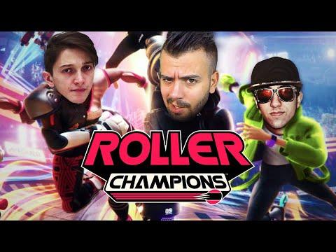 QUESTO GIOCO VI STUPIRA' W/ Delux & Dread - Roller Champions