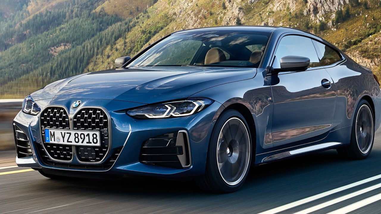 2020 BMW 4 Series Coupe revealed | Dramatic new look ...