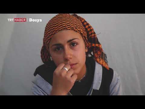 YPG/PKK terör kamplarına zorla götürülen çocuklar