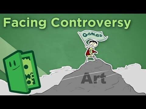 Facing Controversy - How to Stand Up for Games as a Medium - Extra Credits